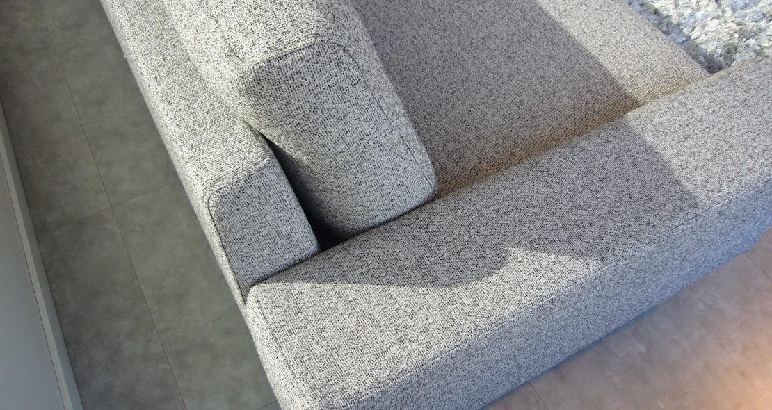 Canapé en tissu 3 places Hulsta Sofa par Rolf Benz