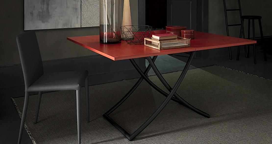 table hauteur variable altacom sakura italie. Black Bedroom Furniture Sets. Home Design Ideas