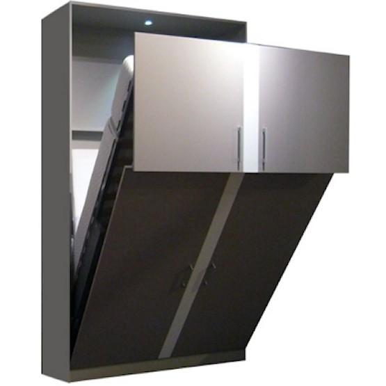 Lit escamotable Melamix 90x200