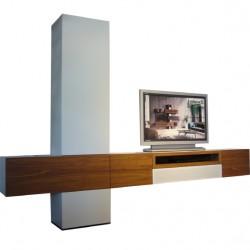 Meuble Tv avec rangement...