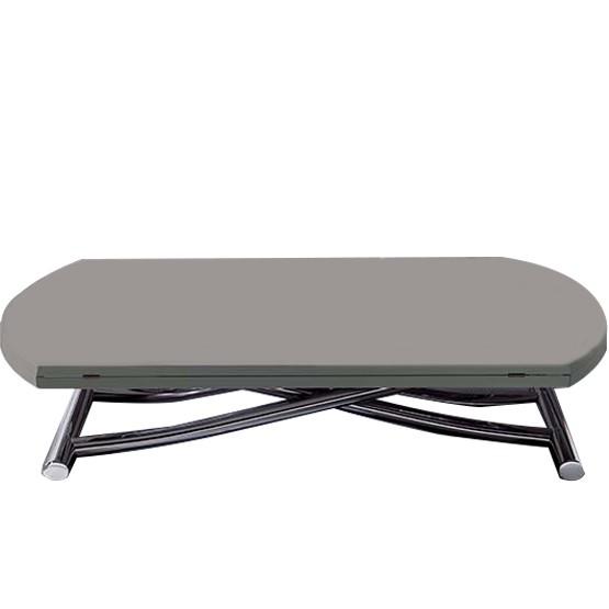 Table à hauteur variable ronde Globe