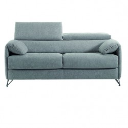 Canapé Convertible Design Victor confort matelas 140 épais 13 cm