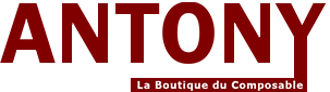 ANTONY La Boutique du Composable